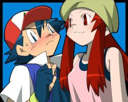 Ash and Melody by Batthan