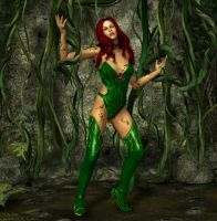 Ivy... Poison Ivy by Ulysses0302