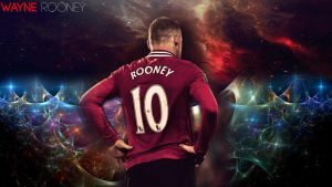 Wayne Rooney | A.a Design by 23Profficer