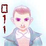 Eleven Sketch by The-Curvy-Geek