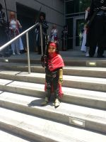 Little Vincent Valentine @ Anime Expo 2014 by drake12483
