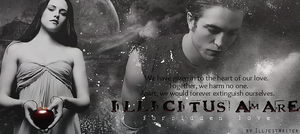 Twilight | Fanfiction Banner 010 by IllicitWriter