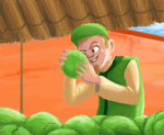 Cabbage Man by caseythegreat