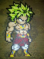 Broly The Legendary Super Saiyan by LingeringSentiments