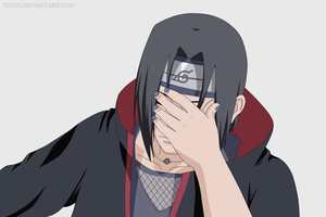 Itachi no Facepalm11 8DD by Tayui