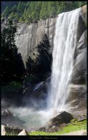 Vernal Falls 2 by AndySerrano