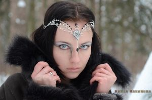 Circlet 'Winterfell' by Madormidera