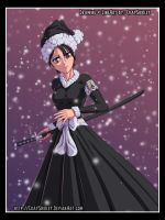 Rukia Winter Outfit by CkayShirley