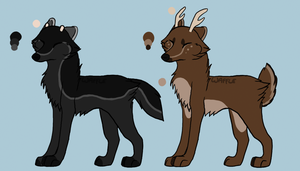Deer thing Auctions by Wafflezlol