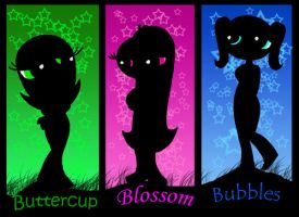 Teen PowerPuff Girls Wallpaper by Merira