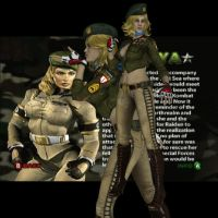 The REAL 1500th: Sonya Blade (Deadly Alliance Mod) by KoDraCan