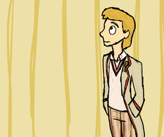 The Fifth Doctor by Revolution-Nein