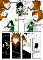 Mugen high : labyrinth task , page 1 by CandyBlade