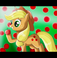 .:Applejack:. by The-Butcher-X