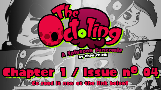 Splatoon_The Octoling_Issue 04 by Chivi-chivik