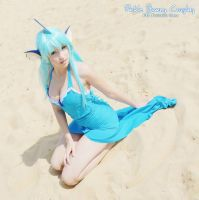 Vaporeon (Gijinka) - Pokemon by Pinkie-Bunny-Cosplay