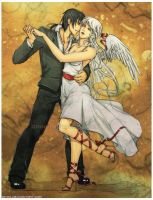 Let us Dance... by Qinni