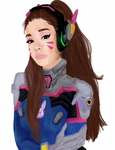 D.VA 9 Ariana by XShiChanx