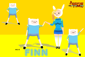 MMD NC: Finn of AT by Purple-RageMMD
