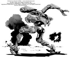 Battletech: Prey Seeker by Mecha-Zone