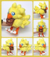 Chocobo::::: by Witchiko