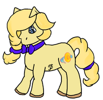 Richard Butterscotch--Draw To Adopt Full Body by Pinkedalink