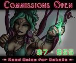 Commissions Now Open by SamusFairchild