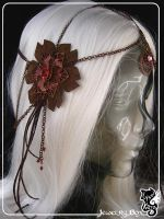 Human size Headdress 001 by lysel