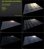 Nobiax Texture pack 5 Package by SethPDA