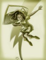 Mary Marvel by mikemaihack