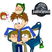 .:. Jurassic World .:. by Rise-Of-Majora