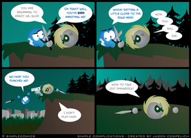 SC484 - Operation: Yellow 34 by simpleCOMICS