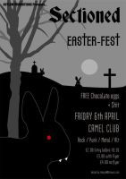 Sectioned - Easter-Fest Flyer by steeyre