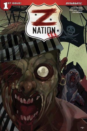 Z Nation 1 - Cover by DenisM79