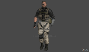 MGSV TPP FOB Camo for Venom Pack WIP by SOLIDCAL