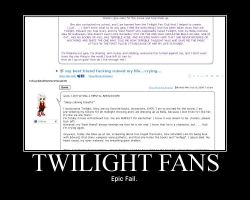Twilight Fans by OurHandOfSorrow