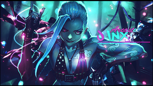 Jinx Sign by Arcaste
