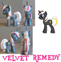 Velvet Remedy Fallout: Eq by Hope-Loneheart