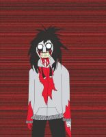 jEff thE kIllEr by H4WKFROST