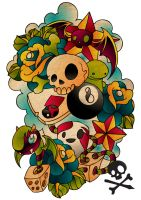 Illu Characters by WillemXSM
