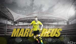 Marco Reus by Marcus-GFX