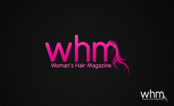 Woman's Hair Magazine Logo by 40-thieves