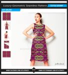 Luxury Geometric Seamless Pattern by danfleites