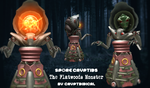 SPORE Cryptozoology - The Flatwoods Monster by Cryptdidical