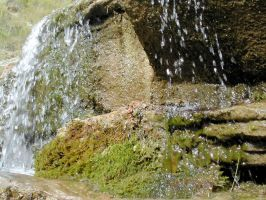 Water, Musk and Rocks 2 by Ivette-Stock