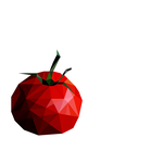 Low Poly Tomato by cdup999