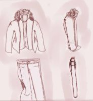 guys Winter Uniform jacket design  for class 3-b by FEARprototype