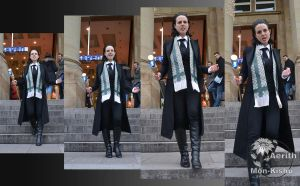 LOKI Cosplay in the REAL Stuttgart 10 by Mon-Kishu