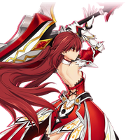 Elsword Elesis Grand Master skill cut-in by OneExisting