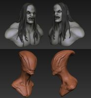 Creature 1 by CGPTTeam
